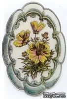 Акриловый штамп La Blanche - Framed blossoms
