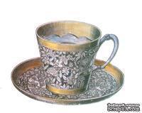 Акриловый штамп La Blanche - Tea Cup Stamp