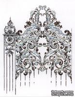 Акриловый штамп La Blanche - Elegant Gate Stamp