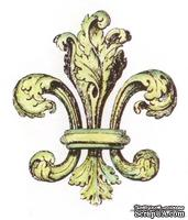 Акриловый штамп La Blanche - Fleur de Lis Stamp