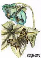 Акриловый штамп La Blanche - Elegant Flower Stamp