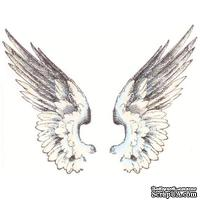 Акриловый штамп La Blanche - Two Wings