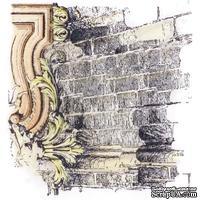 Акриловый штамп La Blanche - Brick Background