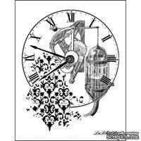 Акриловый штамп La Blanche - Time Collage
