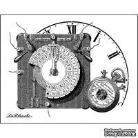 Акриловый штамп La Blanche - Used Parts