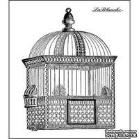 Акриловый штамп La Blanche - Oriental Bird Cage
