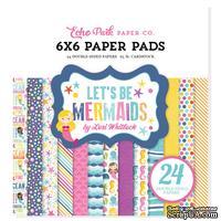 Набор бумаги от Echo Park - Let \ 's Be Mermaids, 15х15см