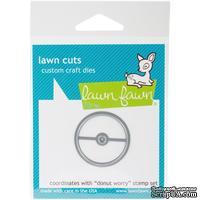 Нож для вырубки от Lawn Fawn - Donut Worry