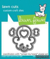 Ножи от Lawn Fawn - Octopi My Heart