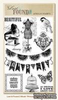 Набор штампов My Mind's Eye - Lost & Found Blush - Princess Stamps