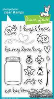 Штампы от Lawn Fawn - Bugs & Kisses - Жучки и поцелуйчики