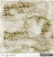 Лист бумаги для скрапбукинга от Magnolia - LITTLE COTTAGE