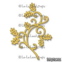 Лезвие La-La Land Crafts - Holly Flourish