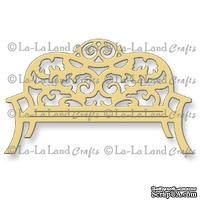 Лезвие La-La Land Crafts - Garden Bench