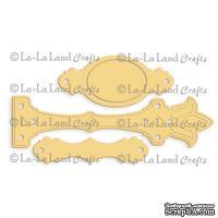 Лезвие La-La Land Crafts - Booktab & Labels