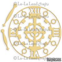 Лезвие La-La Land Crafts - Steampunk Clock