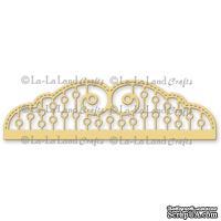 Лезвие La-La Land Crafts - Fancy Doily Border