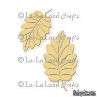 Лезвие La-La Land Crafts - Two Leaves