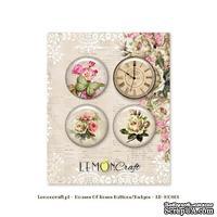 Фишки LemonCraft - House Of Roses, на клеевой основе