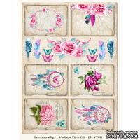 Лист с картинками LemonCraft - Daydream - Vintage Time 011