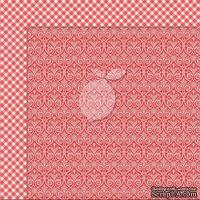 Лист двусторонней бумаги для скрапбукинга LemonCraft -Yuletide 04