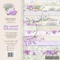Набор скрапбумаги LemonCraft -  My sweet Provence, 30.5х30.5 см, двусторонняя