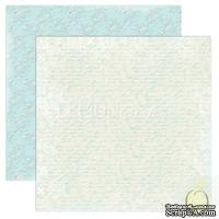 Бумага для скрапбукинга LemonCraft - Forget Me Not - 05, двусторонняя, 30х30 см, 1 лист