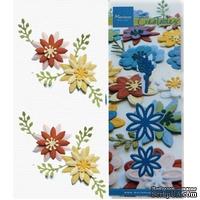 Набор лезвий Marianne Design Creatables - Floral 2