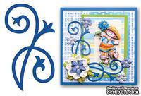 Лезвие Marianne Design Creatables - Swirl Flower