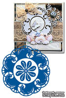 Набор лезвий Marianne Design Creatables - Designer Doily cutting and embossing die