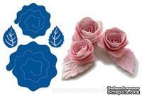 Набор лезвий Marianne Design Creatables - Rosebuds & Leaves