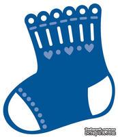 Лезвие Marianne Design Creatable - Baby Sock, размер 6,6х7,7 см