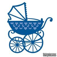 Лезвие Creatable - Baby Carriage, размер 7,3х8,2 см