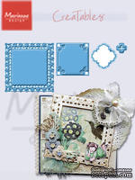 Набор лезвий Marianne Design Creatable Dies - Square Frames