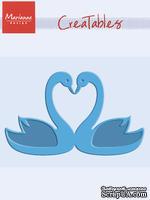 Лезвие Marianne Design Creatable Dies - Swans - Лебеди