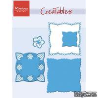 Лезвие Marianne Design Creatables Dies - Anja's Squares Set of 4