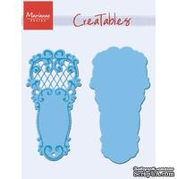 Лезвие Marianne Design Creatable Dies - Vintage Fan 2 - Веер