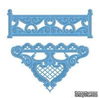 Лезвие Marianne Design - Creatable Dies - Petra's Fence