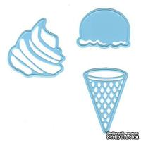 Лезвие Marianne Design - Creatables Dies - Ice Cream With Scoops