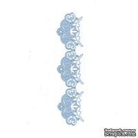 Лезвие Marianne Design - Creatables Dies - Border - Flowers