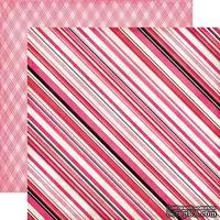 Лист скрапбумаги от Echo Park - So Sweet Paper - двусторонняя, 30х30 см