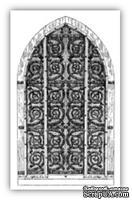 Акриловый штамп M011 Окно, размер 3,6 * 6 см