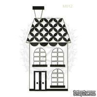 Акриловый штамп Lesia Zgharda M012 Маленький домик