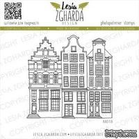 Акриловый штамп Lesia Zgharda ЖК Амстердам M018