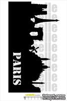 """Маска """"Достопримечательности Парижа"""" -  Masque : Monuments de Paris-Carabelle Studio"""