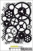 "Маска ""Механизм стимпанка"" -  Masque : Rouage steampunk-Carabelle Studio"