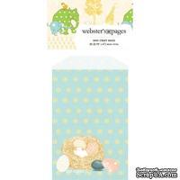 Конвертик Webster's Pages - Bulk Mini Bag Nest, размер 10х7 см, 1 шт.