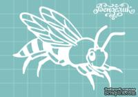 Чипборд от Вензелик - Пчела 01, размер: 81x60 мм