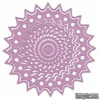 Лезвие Nellie Snellen - Multi Frame Dies - Circle Stars