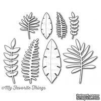 Лезвие My Favorite Things - Die-namics Wild Greenery, 8 шт.